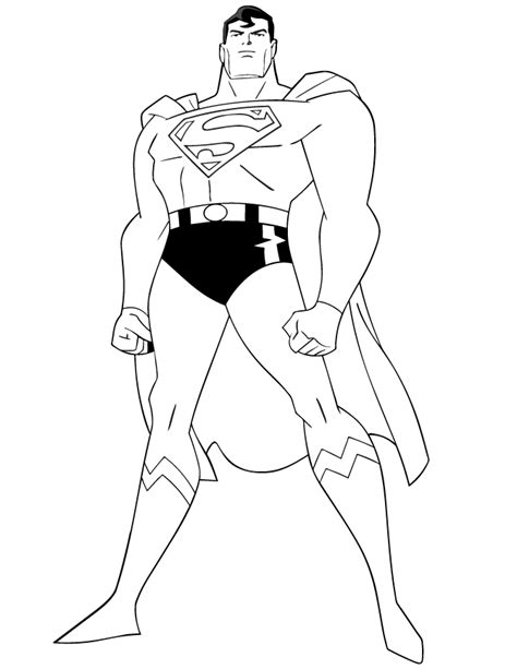 Free Printable Superman Coloring Pages H M Coloring Pages Heroes Coloring Pages