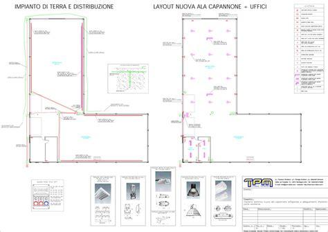 impianto elettrico capannone industriale progettazione impianti elettrici studio tecnico tpm