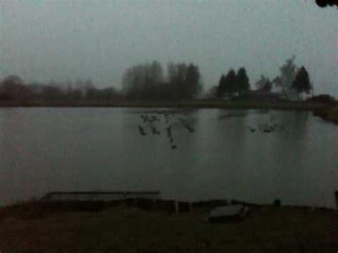 attelage canard hutte chasse attelage a warlaing nuit du 23 au 24 janvier 2010 pour la
