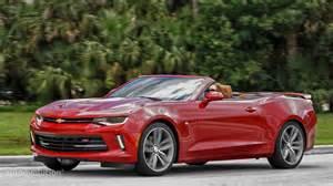driven 2016 chevrolet camaro rs convertible autoevolution