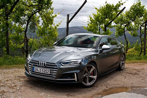 Audi A5 Torque by 2018 Audi A5 Gets A Manual And S5 Gets 369 Lb Ft Of Torque