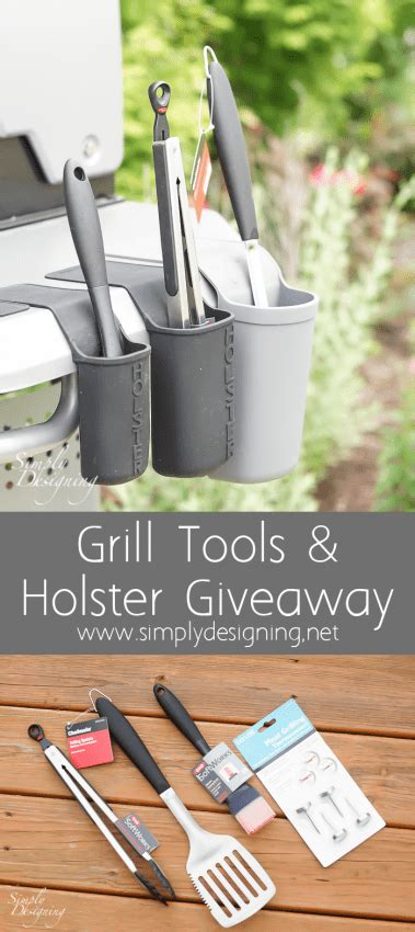 Tool Sweepstakes - grill tools giveaway