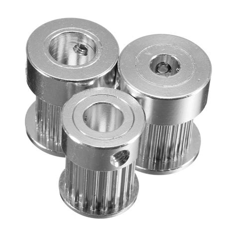 Ultimaker Style Gt2 Pulley 20 Tooth 5mm Bore 1pcs 3d printer accessories gt2 timing pulley 20teeth gear