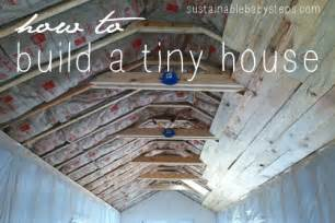 Tiny house plans how to build your tiny home sustainable baby steps
