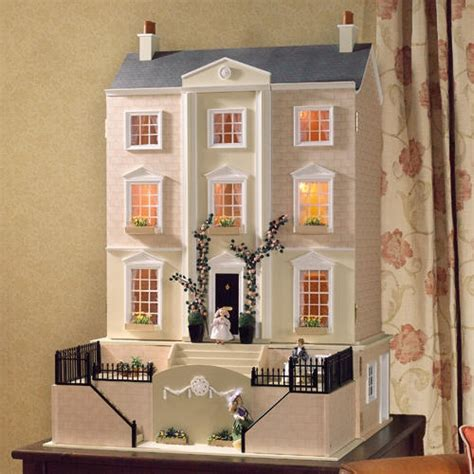 the dolls house the dolls house emporium wentworth court dolls house kit