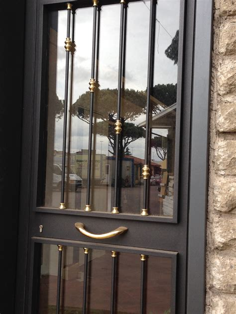 portoncini ingresso in ferro portoni condominiali in ferro e vetro gruppo orvi serramenti