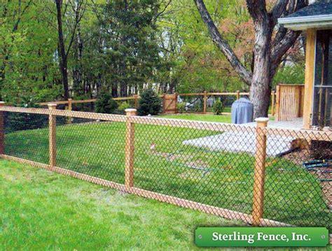 the backyard company california chain link fence minneapolis mn fencing company