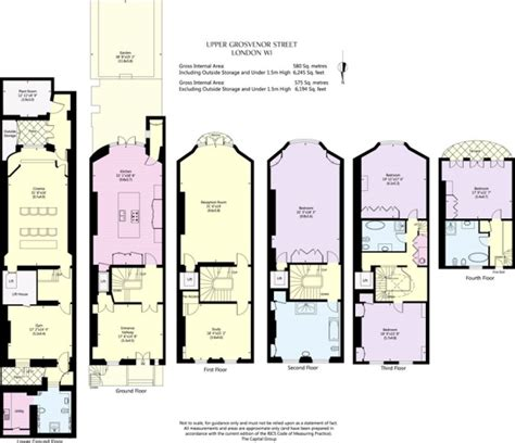 terraced house floor plan 4 bedroom terraced house for sale in upper grosvenor
