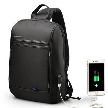 Tas Selempang Usb Port Multifunction Crossbody Bag waterproof sport chest pouch shoulder crossbody bag us 12 00