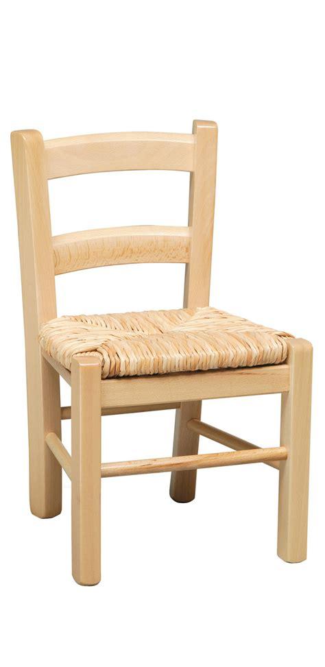 sedie per bambini sedia in legno per bambini mobilificio fattorini