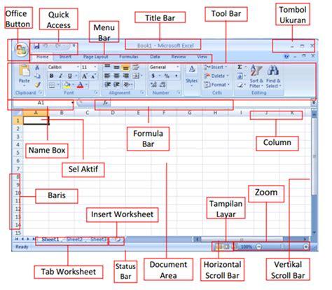 tutorial belajar komputer excel panduan belajar microsoft office excel tips komputer