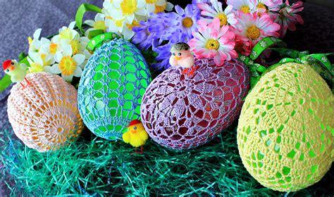 Handmade Easter Eggs - buy crochet large easter eggs try handmade gallery