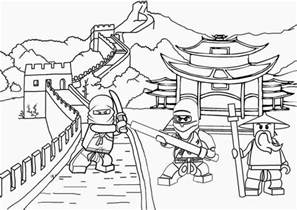 Printable Ninjago Coloring Pages Coloring Me Ninjago Free Printable Coloring Pages