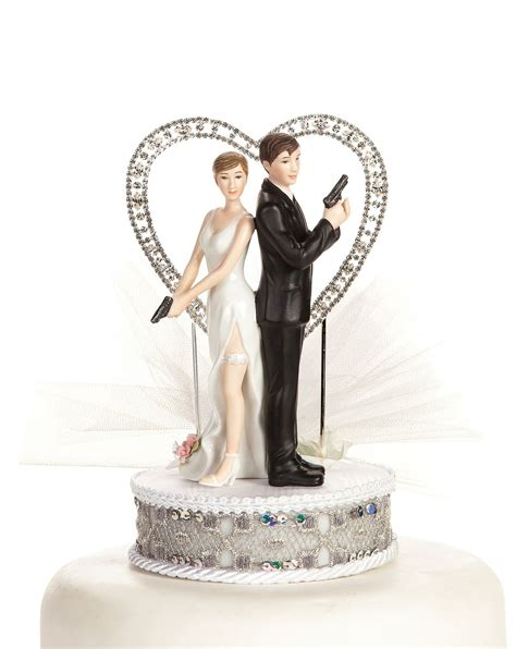 Wedding Cake Topper by The Gallery For Gt Wedding Cake Toppers