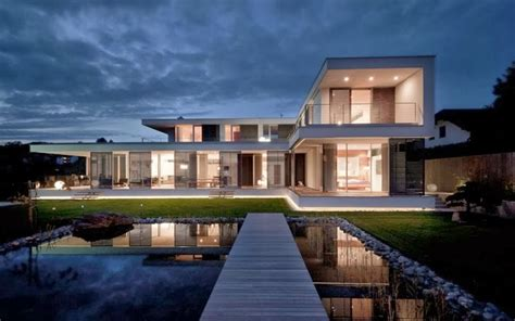 modern mansion world of architecture modern haus sk in austria