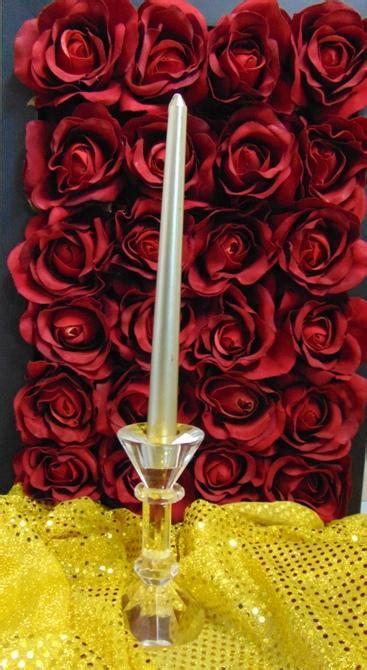 candela al platino candela conica platino h 25 san michele di ganzaria