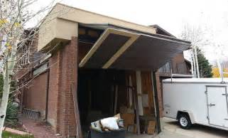 motorhome garages