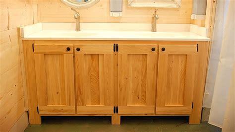 bathroom vanity cabinet plans free