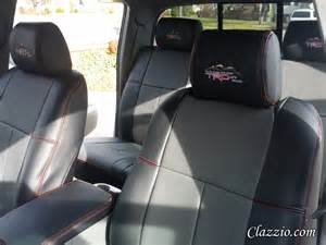 Seat Covers For Trucks Toyota Tacoma Toyota Tacoma Seat Covers Clazzio Seat Covers
