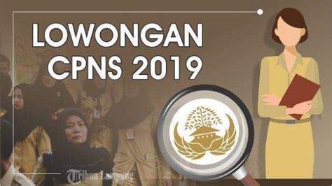 hasil rakor terakhir rekrutmen cpns  pk  dimulai oktober