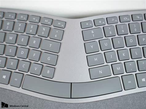 Keyboard Microsoft Surface Microsoft Surface Ergonomic Keyboard 187 Gadget Flow