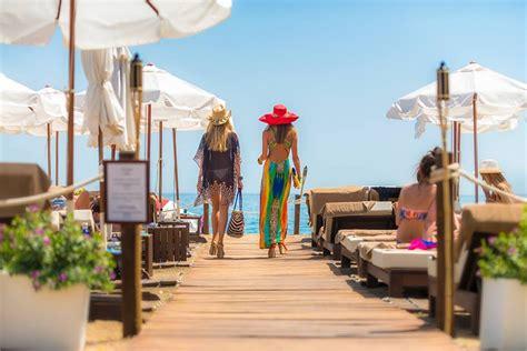 best beach in marbella best beach clubs marbella marbella
