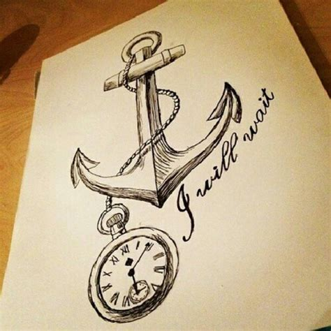 anchor tattoo quotes tumblr tumblr drawing ideas hledat googlem tumblr drawing