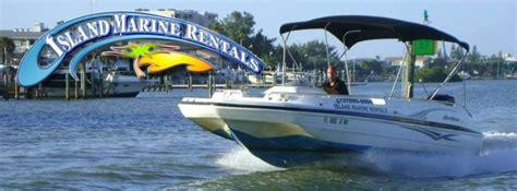 fishing boat rentals treasure island fl island marine rentals recreation st pete beach