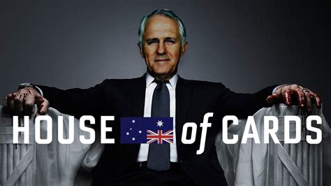 how to make a house of cards parliament house of cards turnbull rising youtube