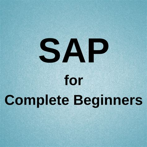 sap sd tutorial for beginners sap for beginners guide to pursue sap career sap training