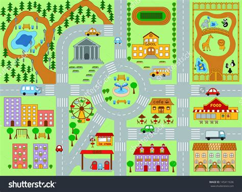 clipart of map clipart city map www pixshark images galleries