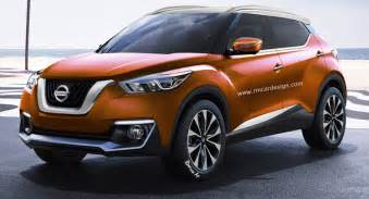 Next Generation Nissan Juke Crossover Will Launched In