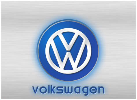 vw logos le logo de volkswagen les marques de voitures