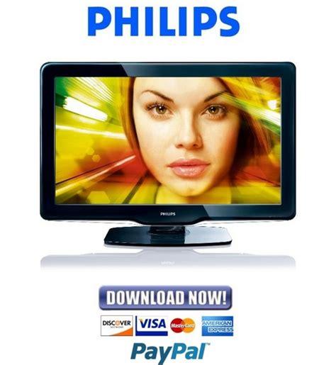 Philips 32pfl3605 42pfl3605 Service Manual Amp Repair Guide