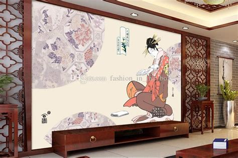 japanese bedroom wallpaper vintage photo wallpaper custom 3d wallpaper japanese