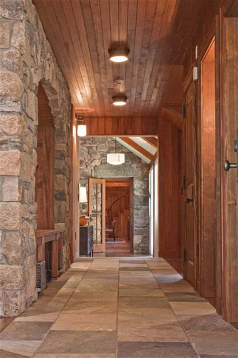 Entance Hall/Mudroom   Rustic   Hall   Boston   by