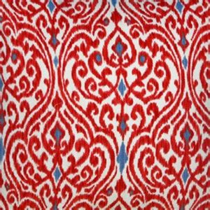 Buy Fabric Srilanka Ikat Cotton Drapery Fabric By Waverly
