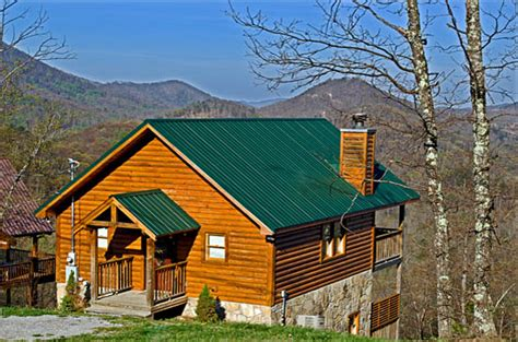 Sunset Cottages Gatlinburg by Sunset Near Pigeon Forge And Wears Valley Tn