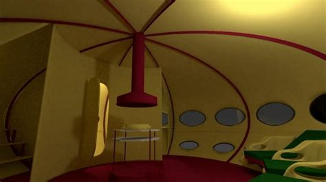 futuro house interior futuro house interior on vimeo