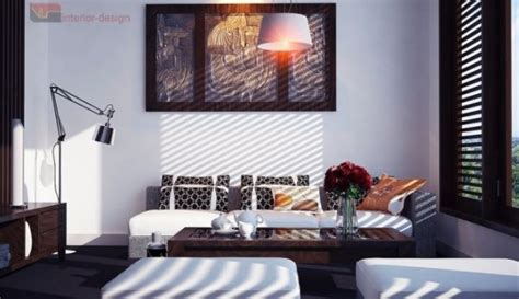 grey themed living room modern interiors with an charm by vic nguyen