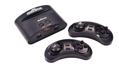 sega genesis console atgames sega genesis classic console consumer reviews