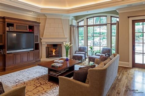 Living Room Corner Decor