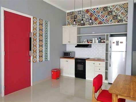 desain cat dapur rumah minimalis cat dinding interior dapur idaman warna cat ruang tamu