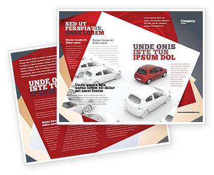 Car Brochure Template by Cars Transportation Brochure Templates Design And Layouts
