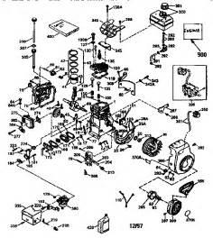 tecumseh engine parts model hssk5067259r sears partsdirect