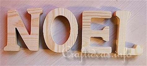 noel wood letters wood craft wooden noel letters decoration