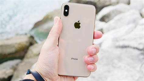 iphone xs max review youtube