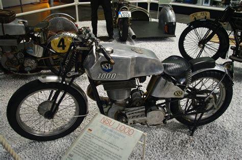 Motorrad 90 Ps by Nsu 1000 Motorrad 40 Ps 90 Km Schnell Technik Museum
