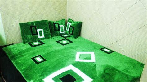 Karpet Bulu jual karpet bulu green square minimalis silvya grosir