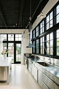 Black Trim Windows Decor How To Create The Look Of An Loft In Any Style Of Home Kukun